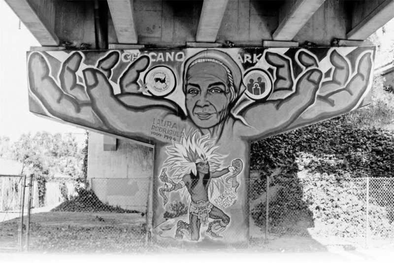 Chicano Park Murals, San Diego. Photo: Joan Saab, 2011.